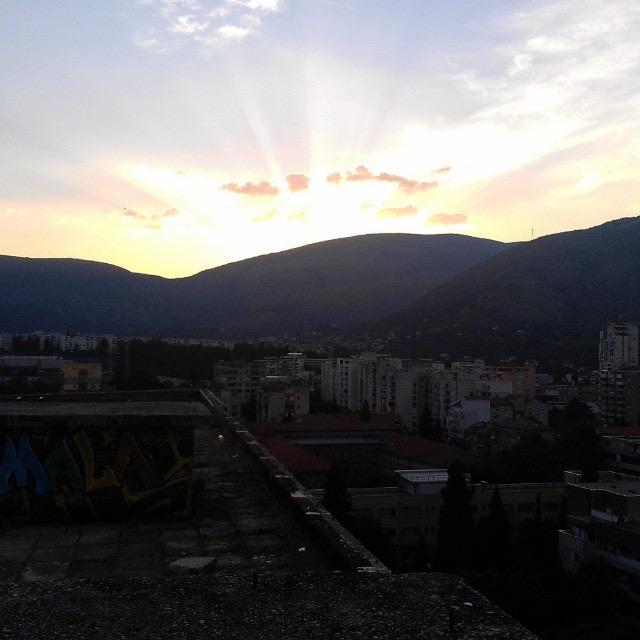 Scenery Bosnia and Herzegovina Solo Travel