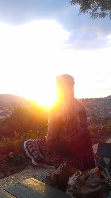 Sunset Bosnia and Herzegovina Solo Travel