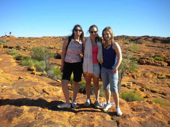 back to australia spring trip