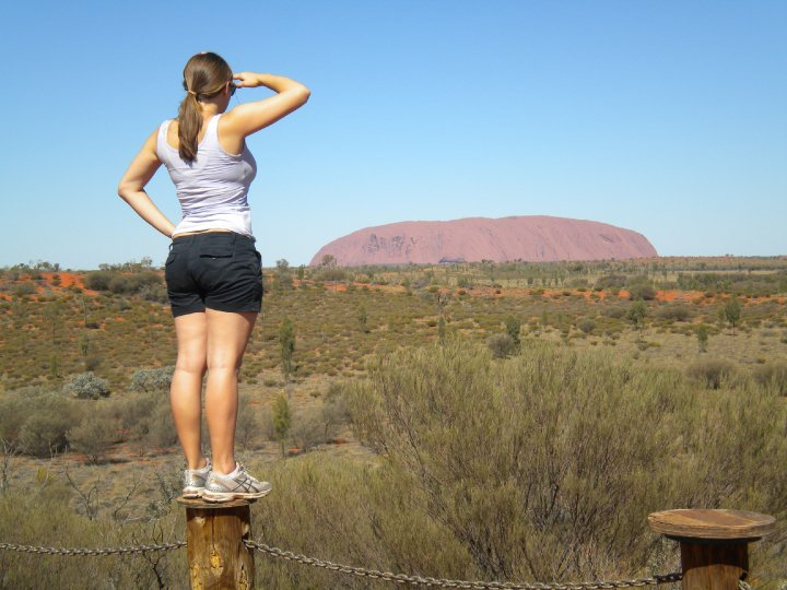 Back to Australia: Around the World and Down Under Again