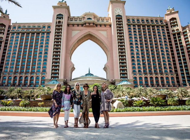 real housewives of beverly hills in dubai