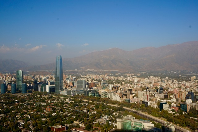 24 hours in santiago chile