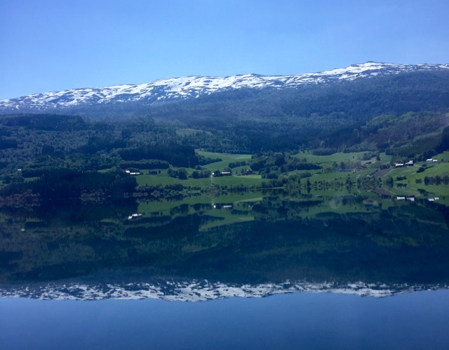 Touring Norway's Fjords with Norway in a Nutshell ®