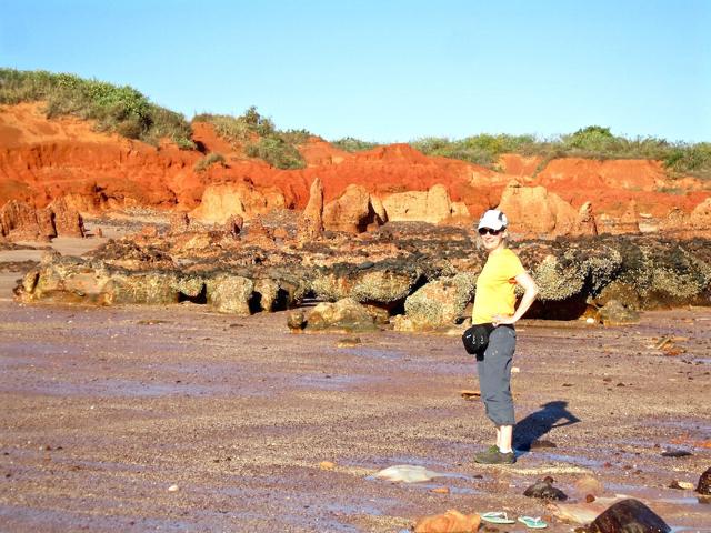 Solo travel in australia broome