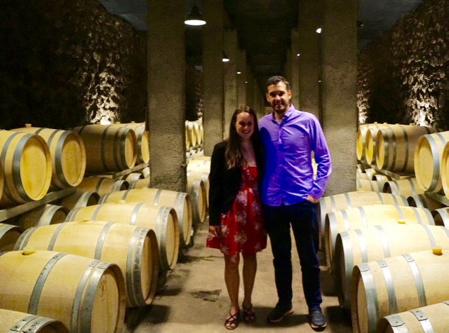 visiting the wineries of mendoza bodega benegas