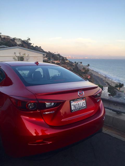 Mazda3 in Malibu