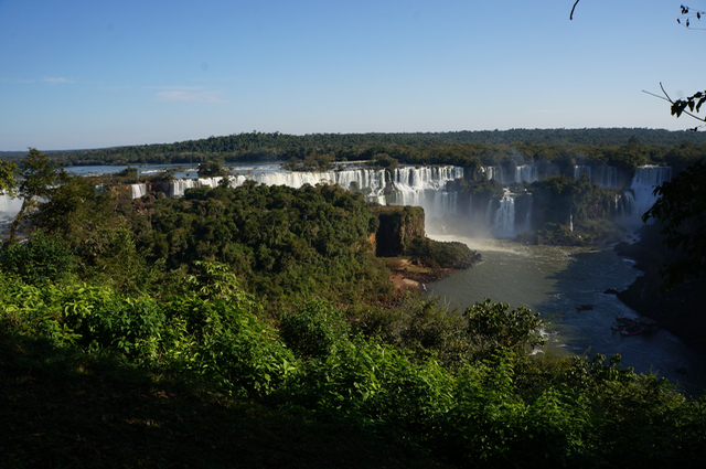 Three Countries in One Day: Argentina, Brazil and Paraguay