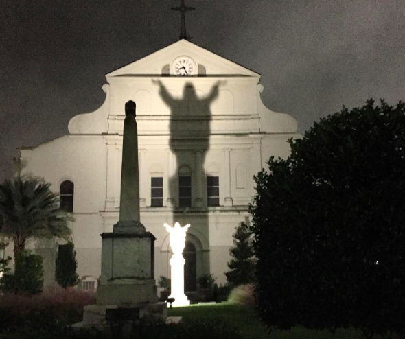 Encountering Spirits and Spooks On a New Orleans Walking Tour with French Quarter Phantoms