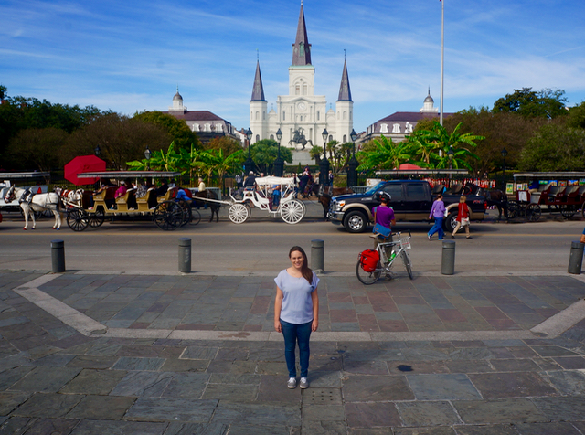Lucky Bean Tours, a Historical Walking Tour of New Orleans