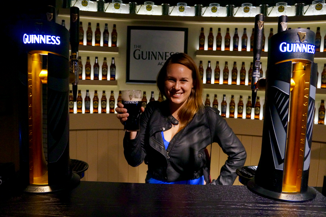 Ireland Road Trip Itinerary Guinness Store House