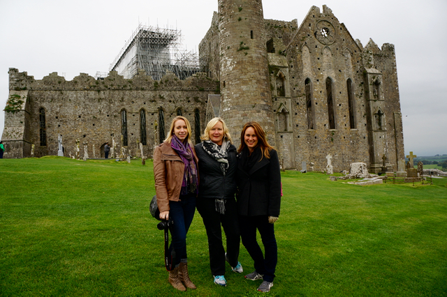 Ireland Road Trip Itinerary Rock of Cashel