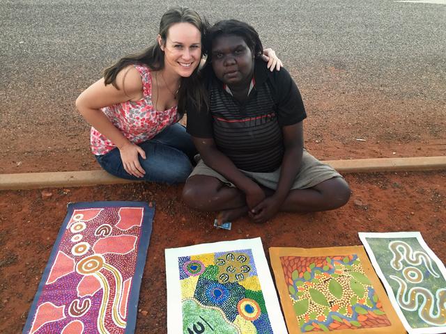 support local women when you travel australia