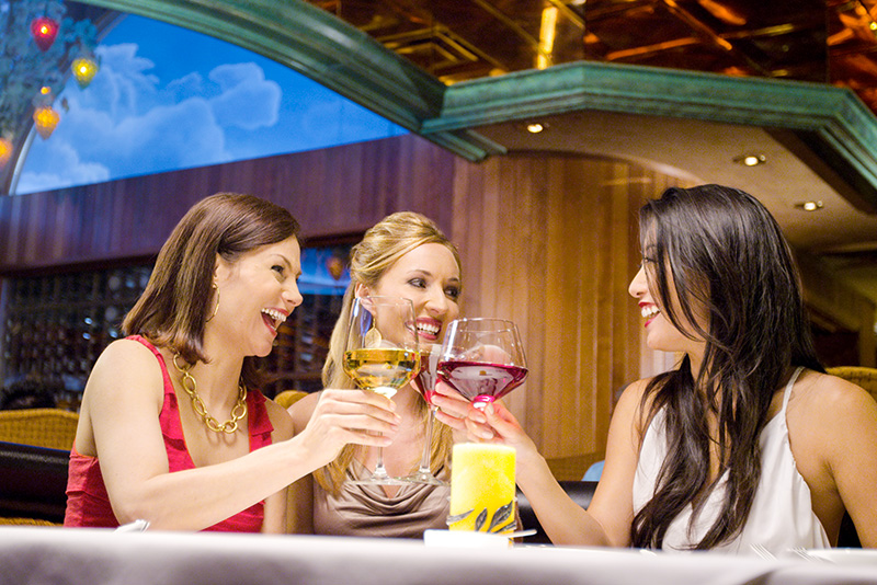 Reno Weekend Escape From Los Angeles Atlantis Casino Bistro