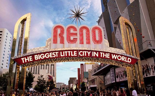 Reno Weekend Escape From Los Angeles
