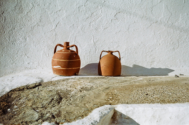Sifnos pottery