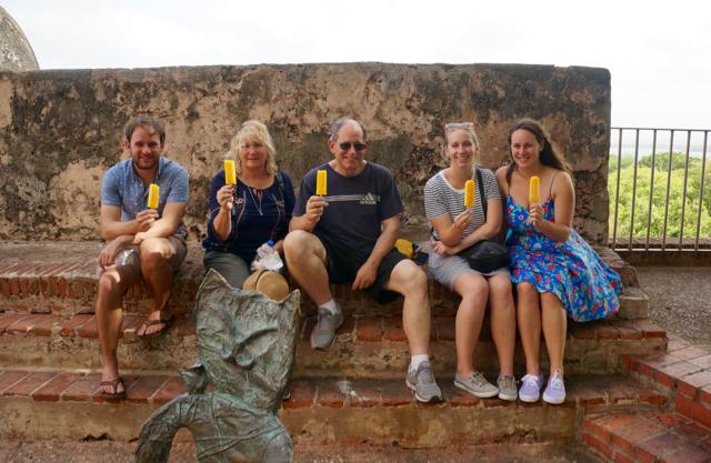 Family tour in San Juan - San Juan Food Tours