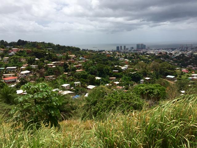 Touring Trinidad Port of Spain