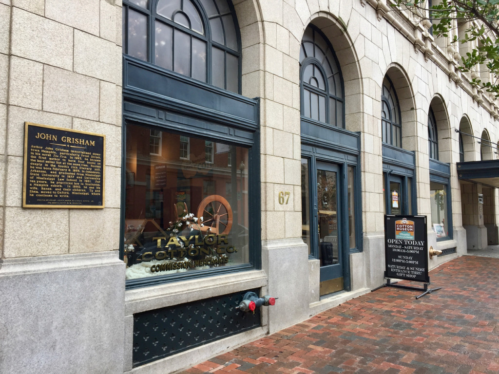 cotton museum walking tour of african history in memphis