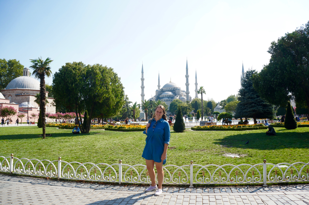 Turkish Delights: Ramblings on Istanbul