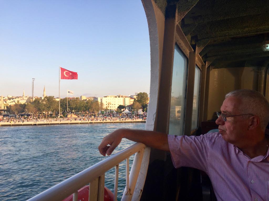 istanbul bosphoropus ferry