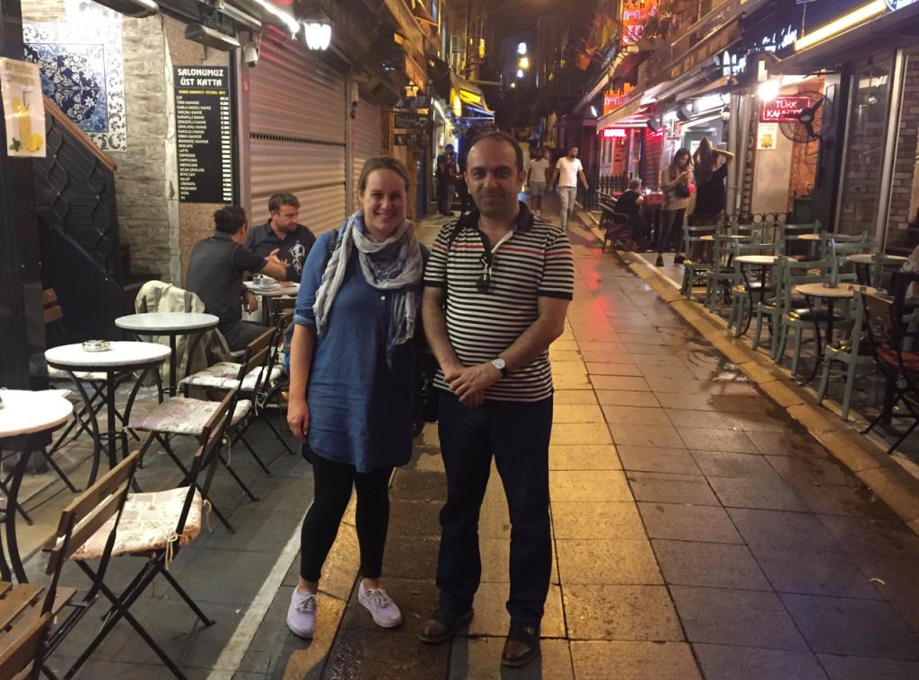 ramblings on istanbul friendship