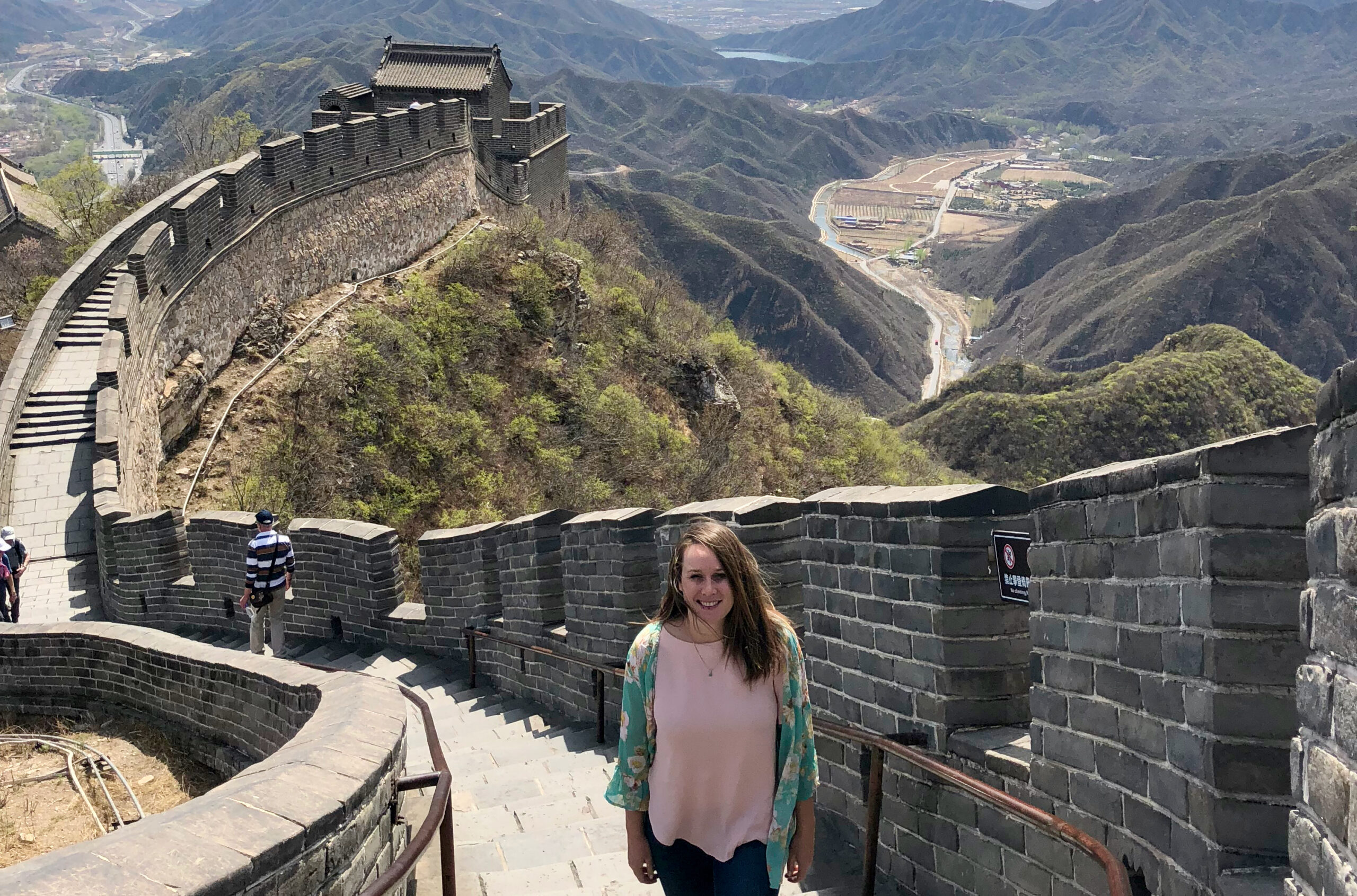 Beijing Tourism Sights Great Wall of China