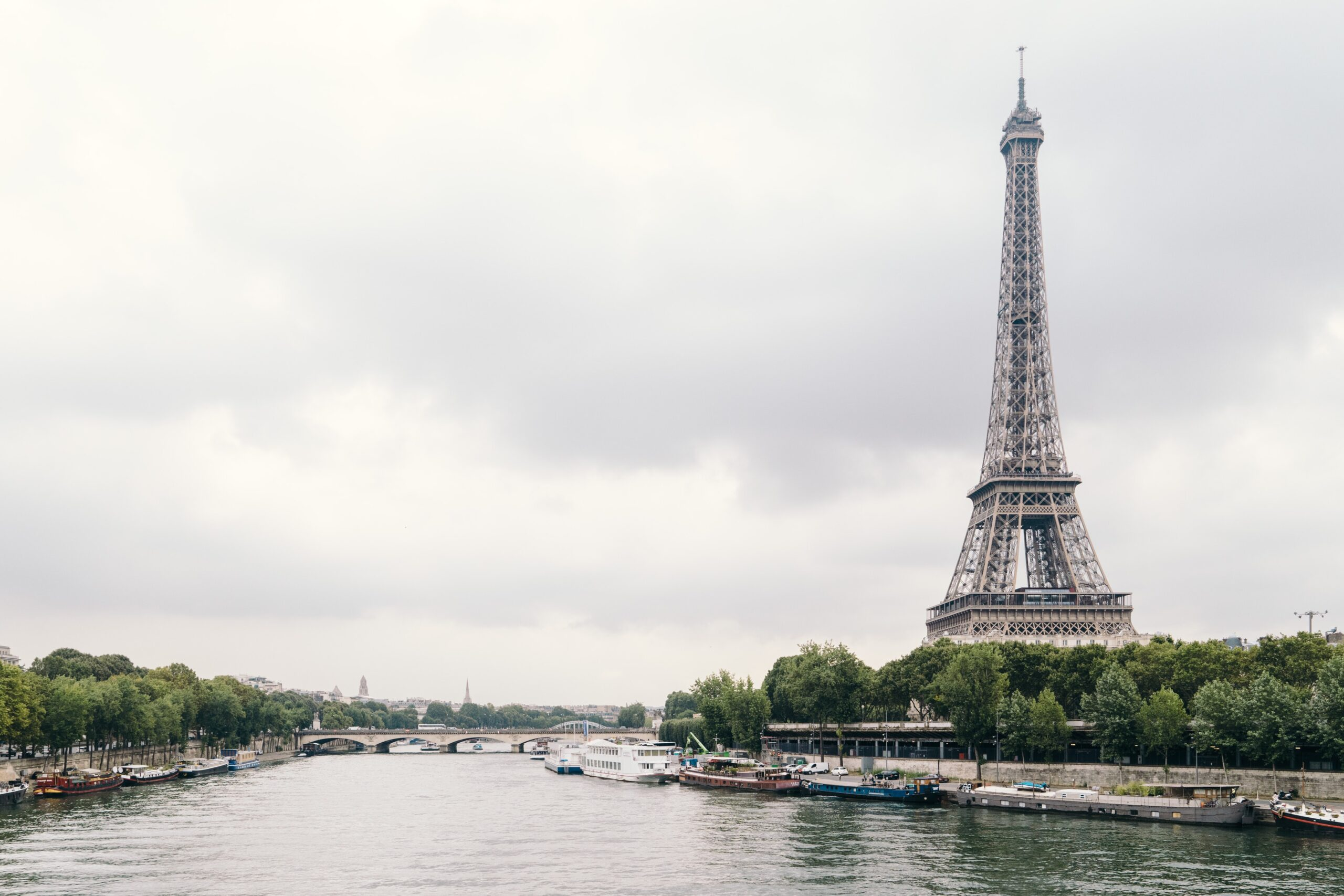 Rainy Days in Paris: Reflections on One Year Without Travel