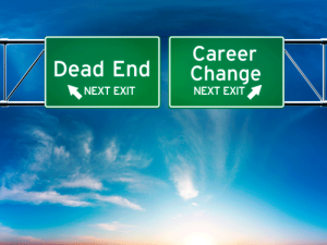 career dead end