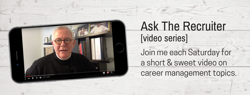 ask the recruiter videos