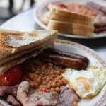 Poached Eggs, Pancakes and Other Weird Menu Choices