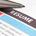 Graduate Degrees, Professional Credentials and the Resume