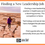 Guiding Executives To A Next Better Job