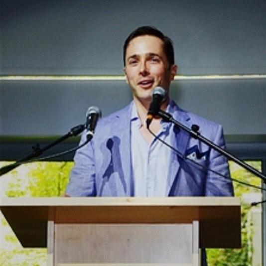 Yuval Speaking in LA
