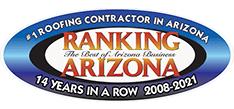 Roofing Contractor Ranking Arizona