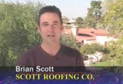 Scott Roofing - Will your trucks leak oil on my driveway?