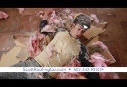Scott Roofing - Finding the Leak