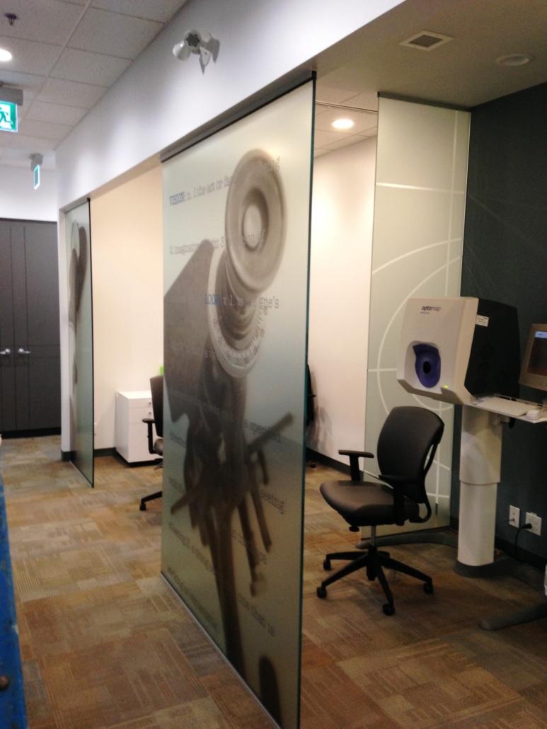 FYI Doctors Custom Window Graphics