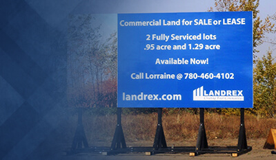 Billboards and Outdoor Signage Canada