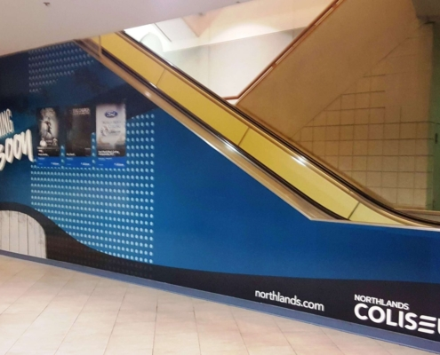 Northlands Escalator Decals