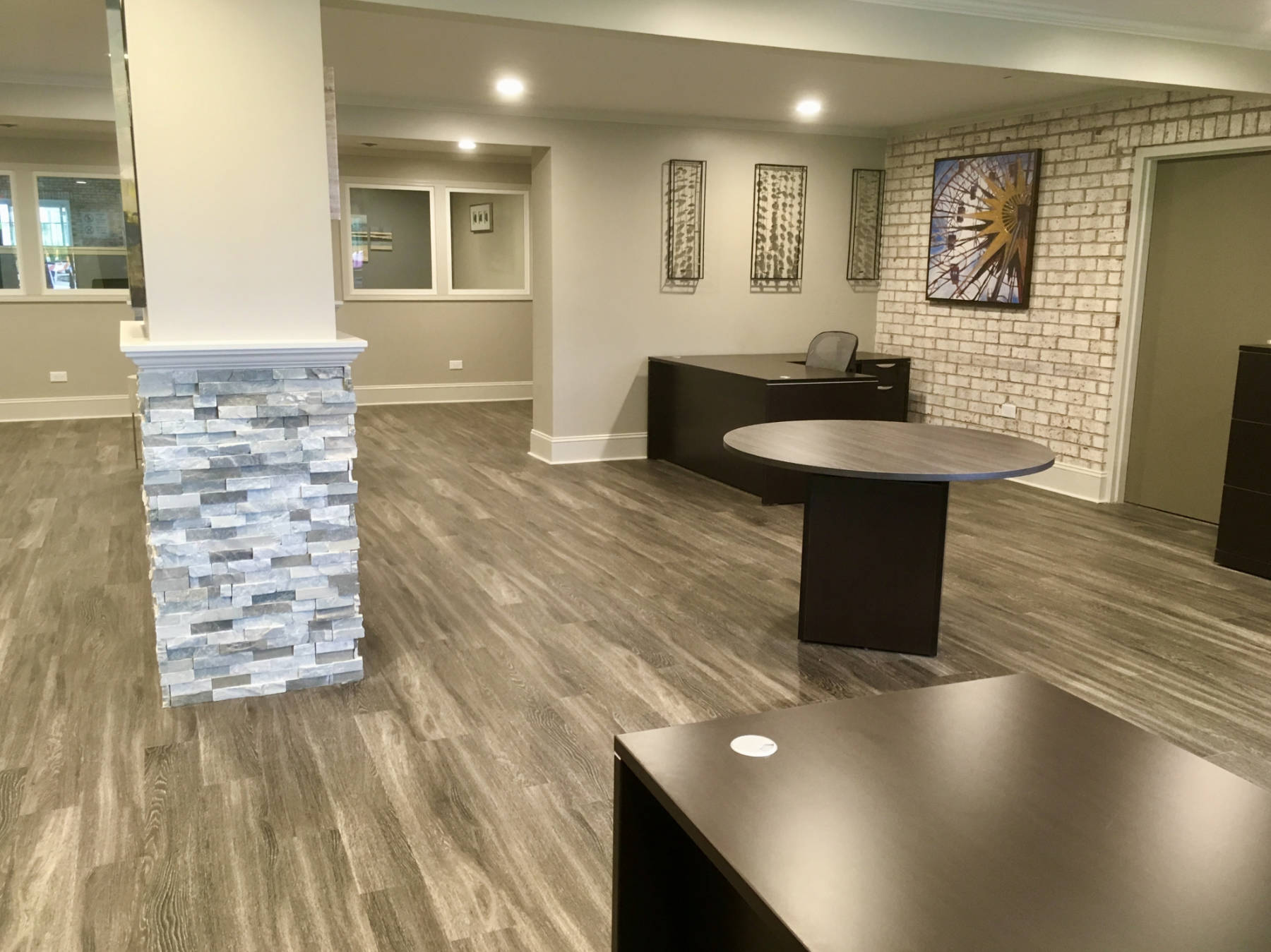 office space remodel