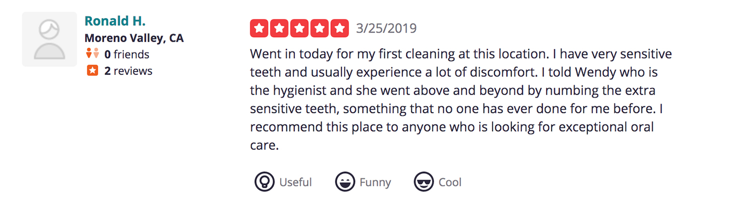Moreno Valley Periodontist Review 4