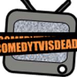 Comedy TV is Dead logo