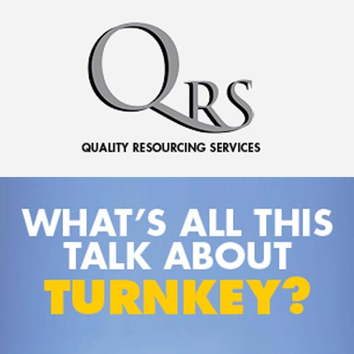 WHAT'S ALL THIS TALK ABOUT TURNKEY?