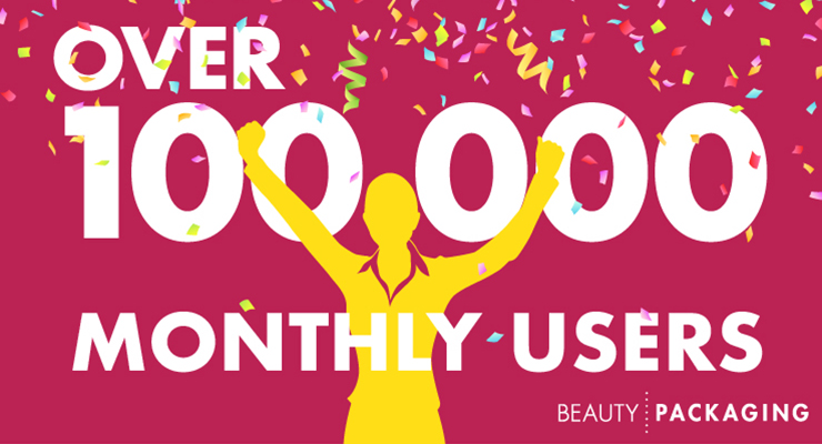 100,000 Unique Monthly Visitors