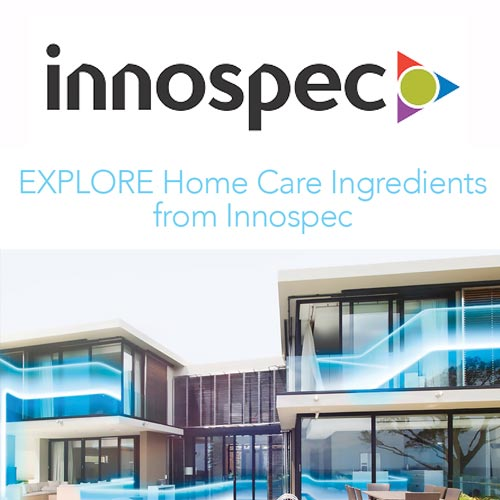 EXPLORE Home Care Ingredients from Innospec