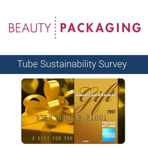 Tube Sustainability Survey