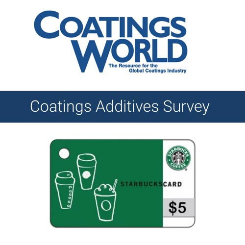 Coatings Additives Survey