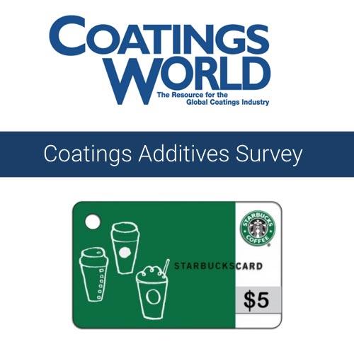 Coatings Additives Survey