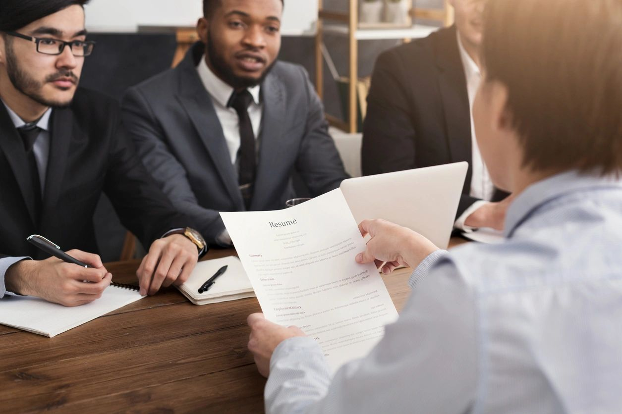 Common Job Interview Questions And Answers