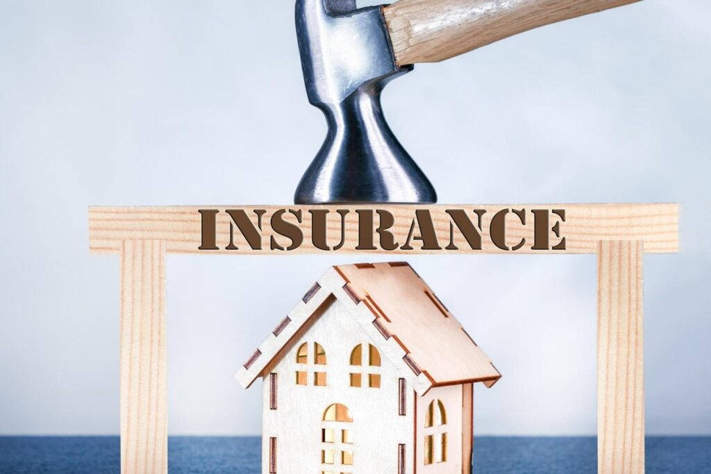 insurance coverage for damage to your home